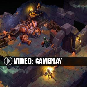 Battle Chasers Nightwar Gameplay Video