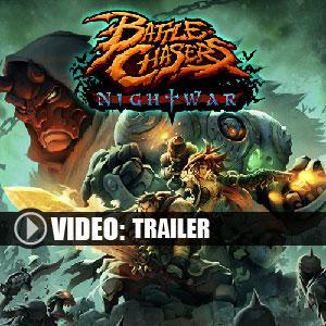 Acquista CD Key Battle Chasers Nightwar Confronta Prezzi