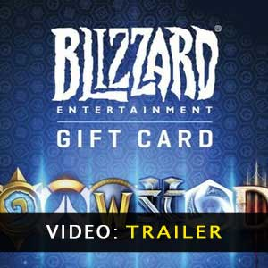 Blizzard Gift Card Video Trailer