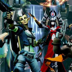 BattleBorn Personaggi
