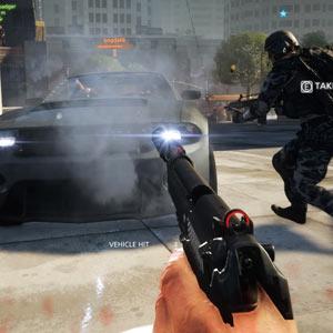 Battlefield Hardline Polizia