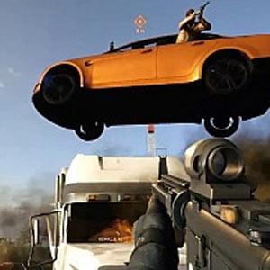 Battlefield Hardline Arma