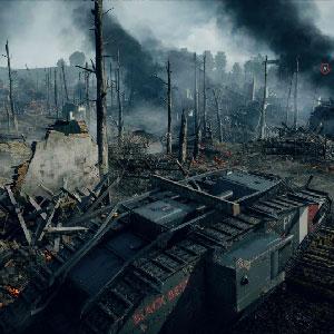 Battlefield 1 Colossi Enormi