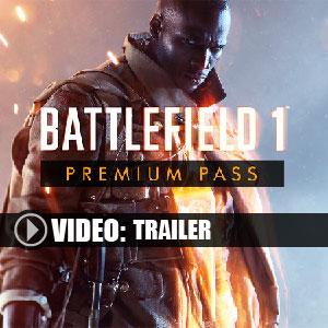 Acquista CD Key Battlefield 1 Premium Pass Confronta Prezzi