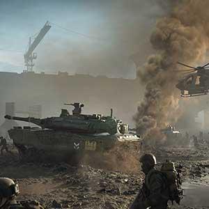 Battlefield 2042 Scartato