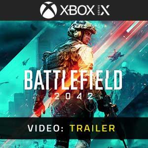 Battlefield 2042 Xbox Series X Video Trailer