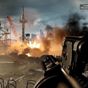 Battlefield 4 Battaglia