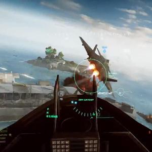 Battlefield 4 Gameplay Aereo