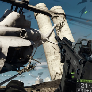 Battlefield 4 Battaglia Aerea