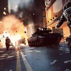 Battlefield 4 Serbatoio