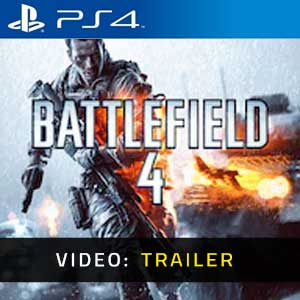 Battlefield 4 PS4 Video Trailer