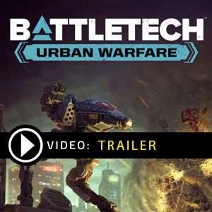 Acquistare BATTLETECH Urban Warfare CD Key Confrontare Prezzi