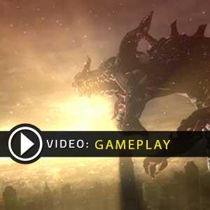 Bayonetta 2 Nintendo Switch Gameplay Video