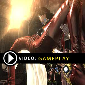 Bayonetta 2 Nintendo Wii U Gameplay Video