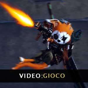 Video del gioco del Biomutant