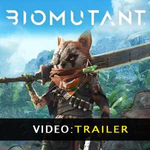 Video del Biomutant per rimorchio