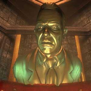 Bioshock The Collection Statua Andrew Ryan