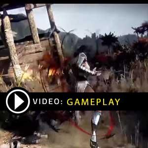 Black Desert Online PS4 Gameplay Video