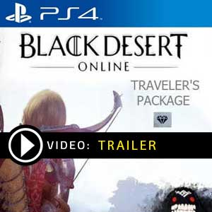 Black Desert Online PS4 Prices Digital or Box Edition