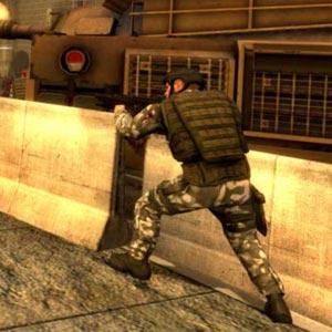 Black Mesa Combattimento