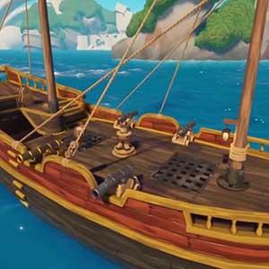 Navigare con questa barca