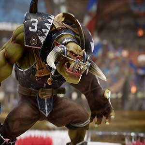 Blood Bowl 3 Orco Nero