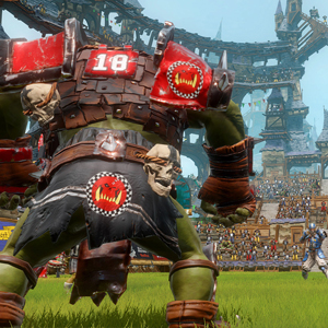 Blood Bowl 2 Screenshot del Giocatore