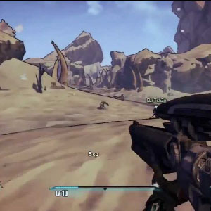 Borderlands 2 Santuario