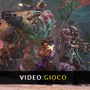 Video di Borderlands 3 Gameplay