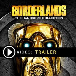 Acquistare Borderlands The Handsome Collection CD Key Confrontare Prezzi