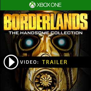 Borderlands The Handsome Xbox One Gioco Confrontare Prezzi