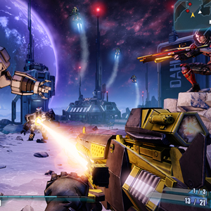 Borderlands The Pre-Sequel - Attacco