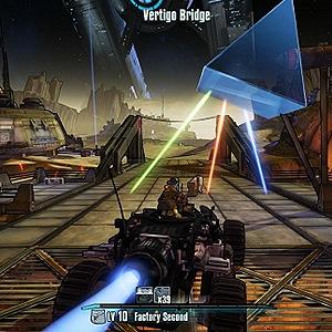 Borderlands The Pre-Sequel - Ponte Vertigo
