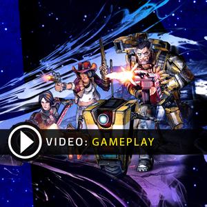 Borderlands The Pre-Sequel Gameplay Video