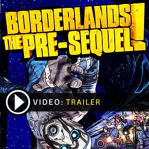 Acquista CD Key Borderlands The Pre Sequel Confronta Prezzi