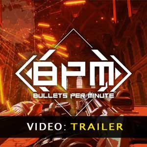 BPM BULLETS PER MINUTE Trailer Video