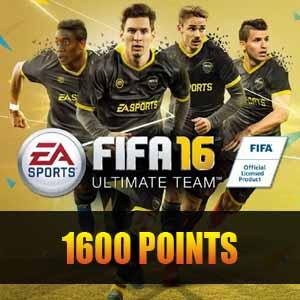Acquista Gamecard Code 1600 FIFA 16 Punti Confronta Prezzi