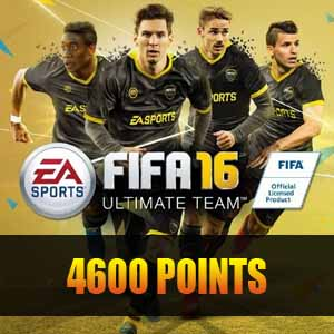 Acquista Gamecard Code 4600 FIFA 16 Punti Confronta Prezzi