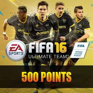 Acquista Gamecard Code 500 FIFA 16 Punti Confronta Prezzi