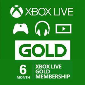 Acquista Xbox Live Codice 6 Mesi Gold Confronta Prezzi