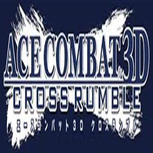 Ace Combat 3D Cross Rumble