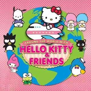 Acquista Codice Download Around the World with Hello Kitty and Friends Nintendo 3DS Confronta Prezzi
