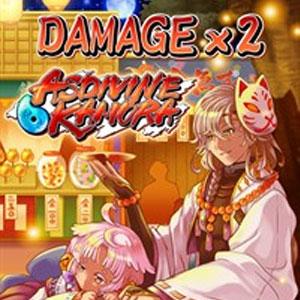 Asdivine Kamura Damage x2