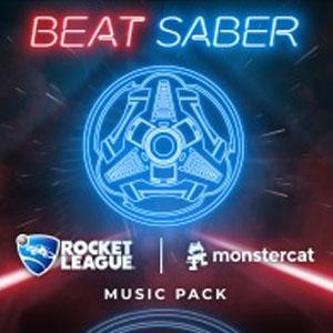 Acquistare Beat Saber Rocket League x Monstercat Music Pack PS4 Confrontare Prezzi