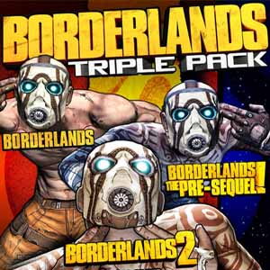 Acquista CD Key Borderlands Triple Pack Confronta Prezzi