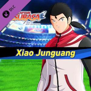 Captain Tsubasa Rise of New Champions Xiao Junguang