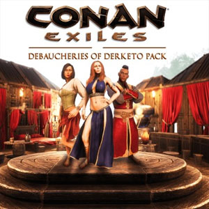 Conan Exiles Debaucheries of Derketo Pack