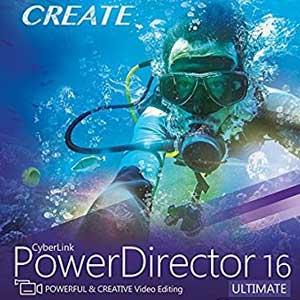 Acquistare CyberLink PowerDirector 16 Ultimate CD Key Confrontare Prezzi