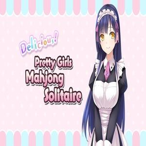 Delicious Pretty Girls Mahjong Solitaire