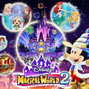 Acquista Codice Download Disney Magical World 2 3DS Confronta Prezzi